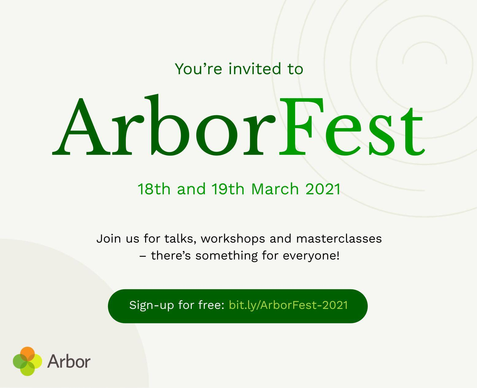 ArborFest_Wordpress